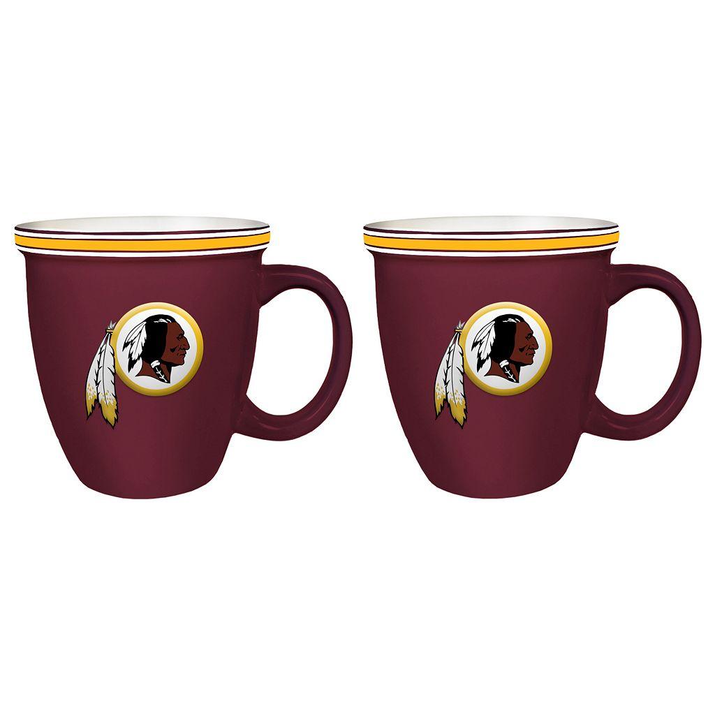 Boelter Washington Redskins Bistro Mug Set