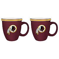 Boelter Washington Redskins Bistro Mug Set