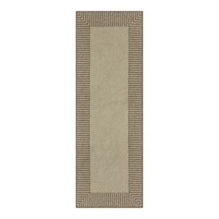 Maples Encore Striped Border Rug