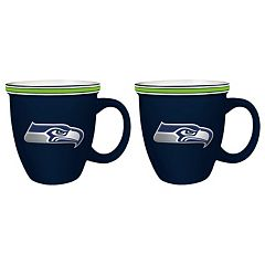 Boelter Seattle Seahawks Bistro Mug Set