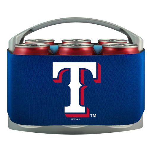 Texas Rangers 6-Pack Cooler Holder