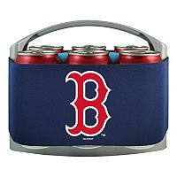 Boston Red Sox 6-Pack Cooler Holder