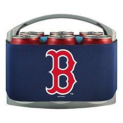 Boston Red Sox 6-Pack Cooler Holder