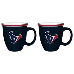 Boelter Houston Texans Bistro Mug Set