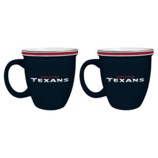 Boelter Houston Texans Bistro Mug Set