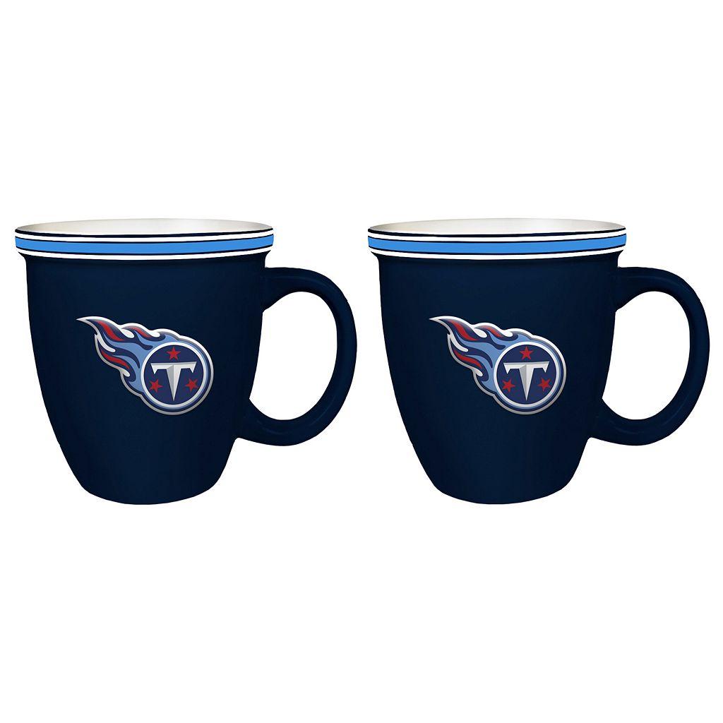 Boelter Tennessee Titans Bistro Mug Set