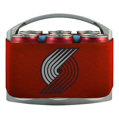 Portland Trail Blazers 6-Pack Cooler Holder