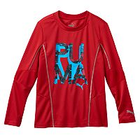 Boys 4-7 PUMA Geometric Logo Graphic Tee