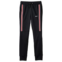 Boys 4-7 PUMA Striped Jogger Pants