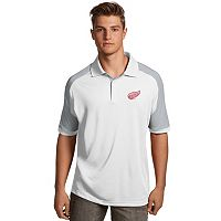 Men's Antigua Detroit Red Wings Century Polo