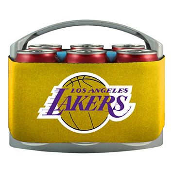 Los Angeles Lakers 6-Pack Cooler Holder