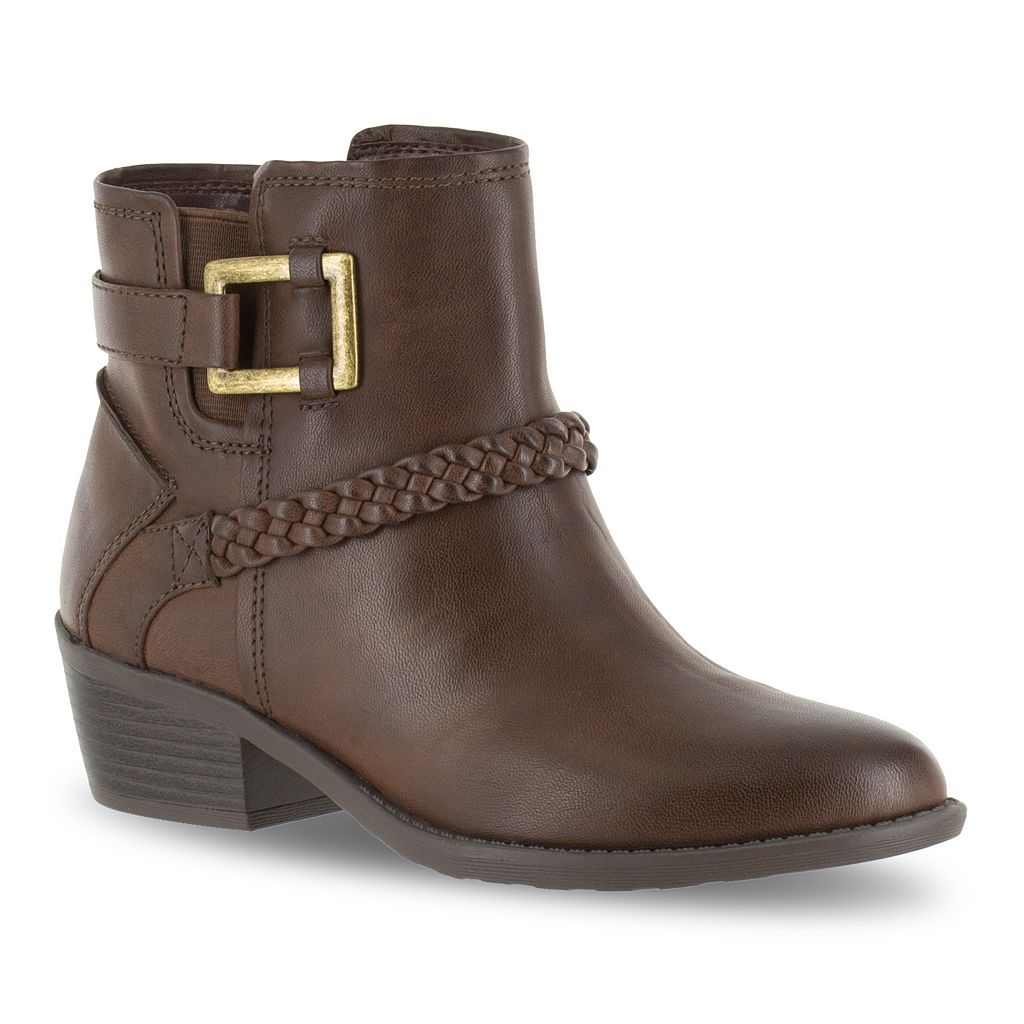 Easy Street Bridle Women's Ankle Boots