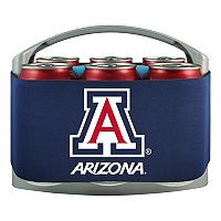 Arizona Wildcats 6-Pack Cooler Holder