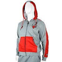 Men's Zipway Chicago Bulls Standard Issue Hoodie