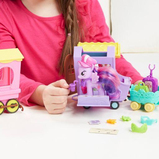 My Little Pony Explore Equestria Friendship Express Train