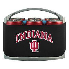 Indiana Hoosiers 6-Pack Cooler Holder