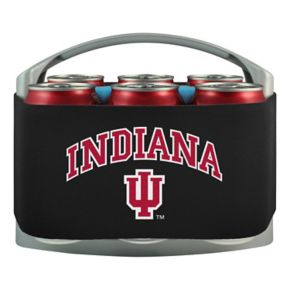 Indiana Hoosiers 6-Pack Cooler Holder