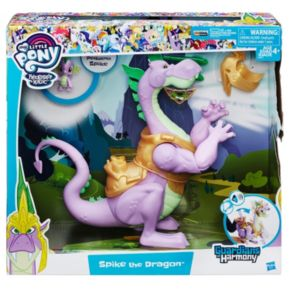 My Little Pony Guardians of Harmony Spike the Dragon by Hasbro