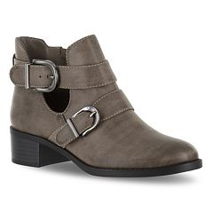Easy Street Badge Women's Ankle Boots by