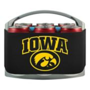 Iowa Hawkeyes 6-Pack Cooler Holder