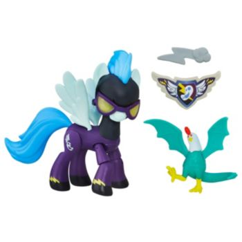 My Little Pony Guardians of Harmony Shadowbolts Pony & Cockatrice Figures by Hasbro