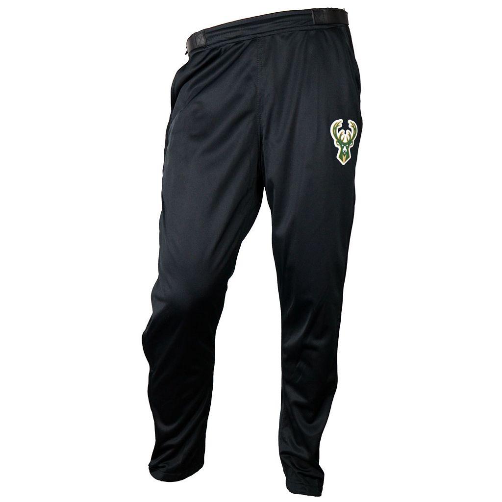 Men's Zipway Milwaukee Bucks Tricot Pants