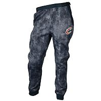Men's Zipway Cleveland Cavaliers Denim Effect Fleece Pants