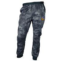 Men's Zipway Golden State Warriors Denim Effect Fleece Pants