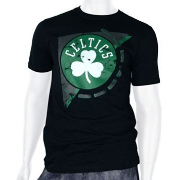 Men's Zipway Boston Celtics Free Throw Tee