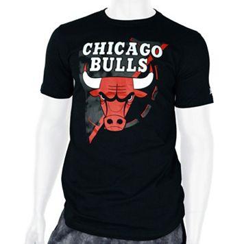 Men's Zipway Chicago Bulls Free Throw Tee