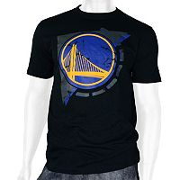 Men's Zipway Golden State Warriors Free Throw Tee