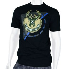 Men's Zipway Milwaukee Bucks Free Throw Tee