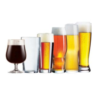Luminarc 6-pc. Craft Brew Glass Set