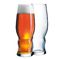 Luminarc Medford 4-pc. Pilsner Glass Set