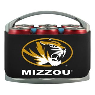 Missouri Tigers 6-Pack Cooler Holder