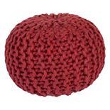 Decor 140 Ahanu Wool Pouf