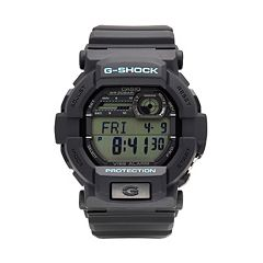 Casio Men's G-Shock Digital Chronograph Watch - GD350-1CCR