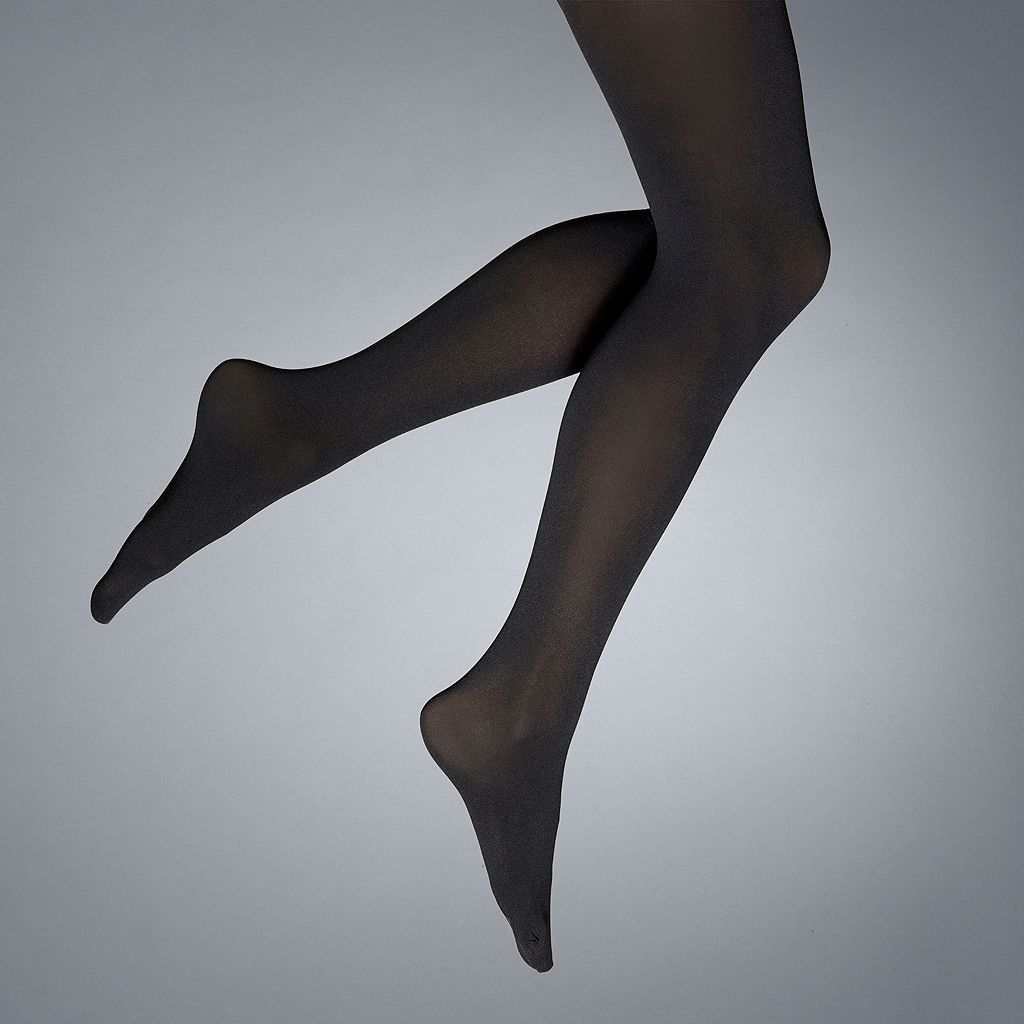 Women's Simply Vera Vera Wang Seamless Opaque Tights