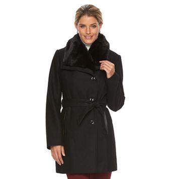 Women's Braetan Hooded Wrap Coat