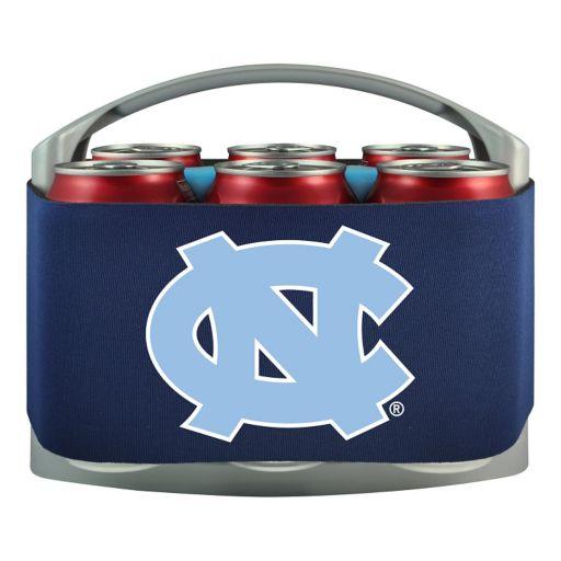 North Carolina Tar Heels 6-Pack Cooler Holder
