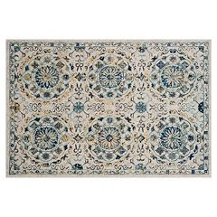 Safavieh Evoke Samantha Framed Medallion Rug