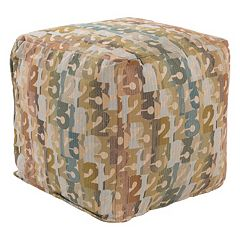 Decor 140 Bradford Pouf