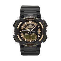 Casio Men's Telememo Analog-Digital Watch - AEQ110BW-9AVCF