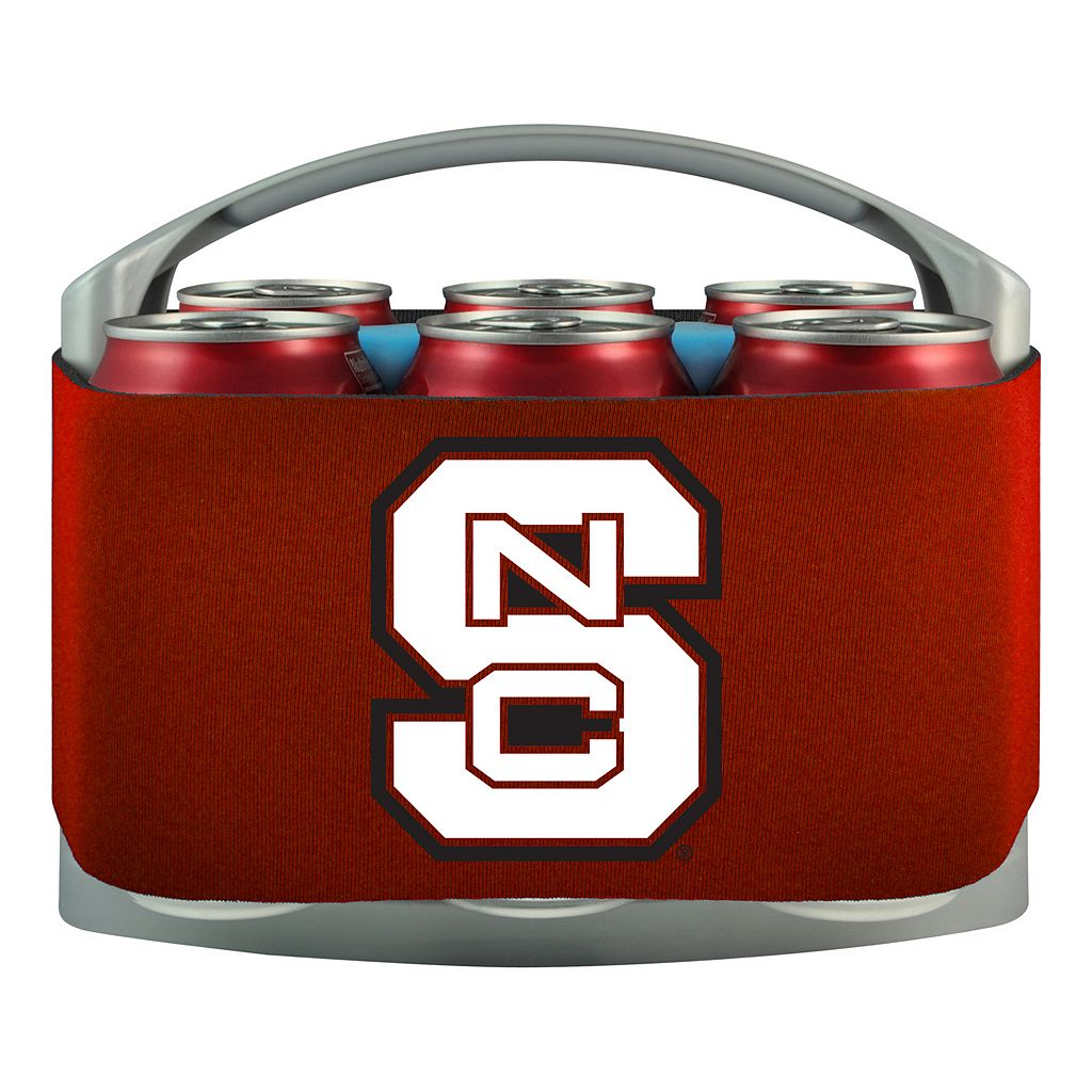 North Carolina State Wolfpack 6-Pack Cooler Holder