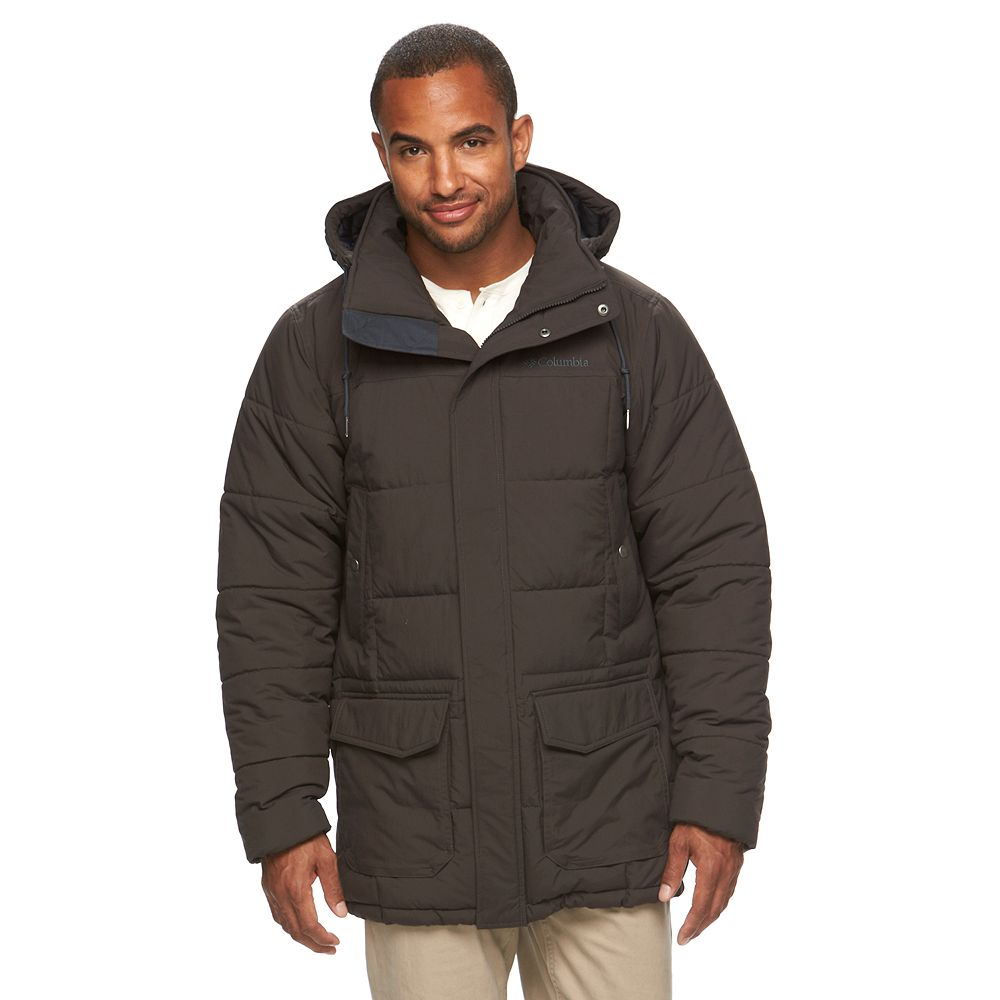 Columbia Short Sands Thermal Coil Parka