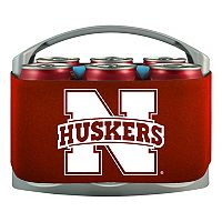Nebraska Cornhuskers 6-Pack Cooler Holder