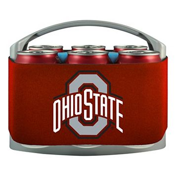 Ohio State Buckeyes 6-Pack Cooler Holder
