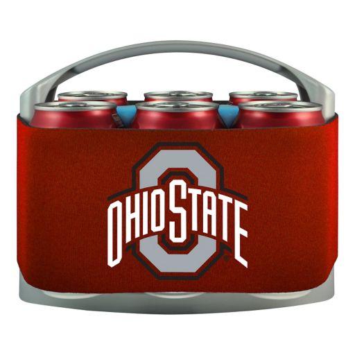 Ohio State Buckeyes 6-Pack Cooler Holder