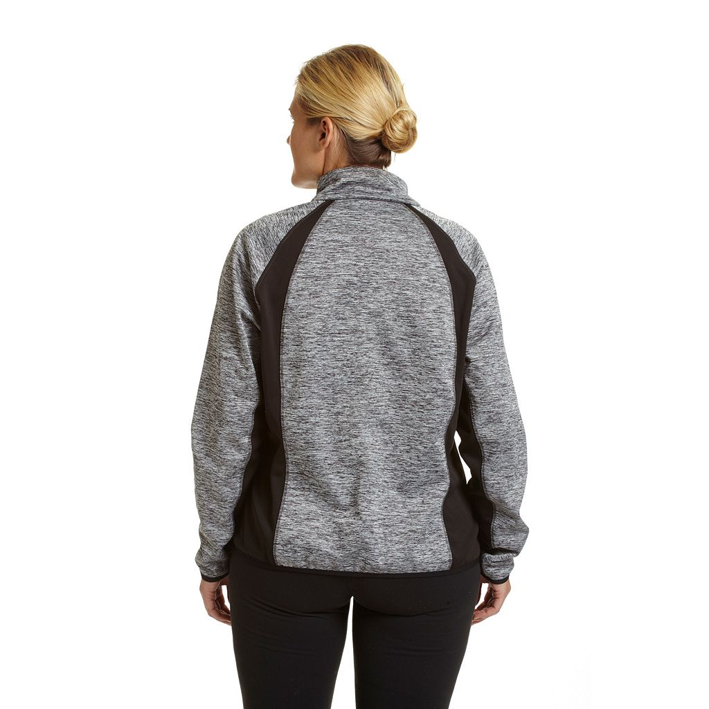 Plus Size Champion Softshell Jacket