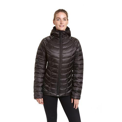 70189af59 Women's Champion Hooded Puffer Jacket